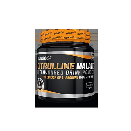 BiotechUSA Odżywka Przedtreningowa Citruline Malate Powder 300g