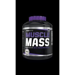 BiotechUSA Muscle Mass 2270g