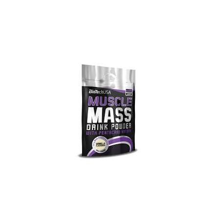 BiotechUSA Muscle Mass 4kg