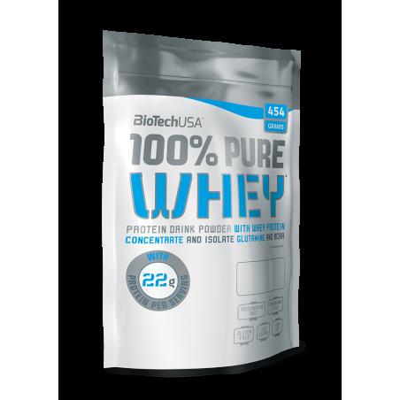 BiotechUSA Białko Serwatkowe 100% Pure Whey 454g