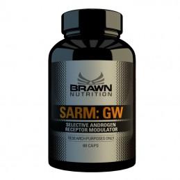 SARM BRAWN Sarm:Gw 60kaps 10mg