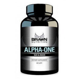 Prohormon BRAWN Alpha One...