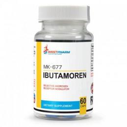 SARM WEST PHARM MK-677 Ibutamoren 60kaps