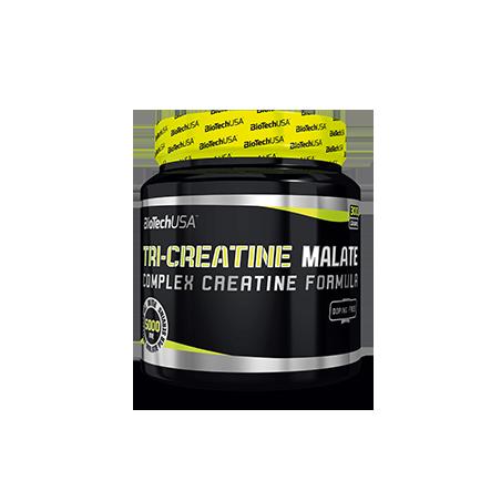 BiotechUSA Kreatyna Tri Creatine Malate 300g