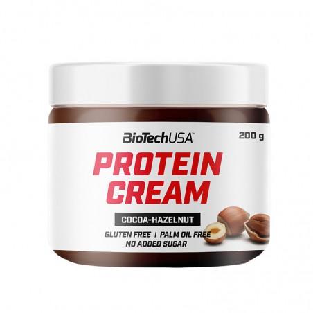 Żywność dietetyczna Biotech Protein Cream 200g Cocoa hazelnut