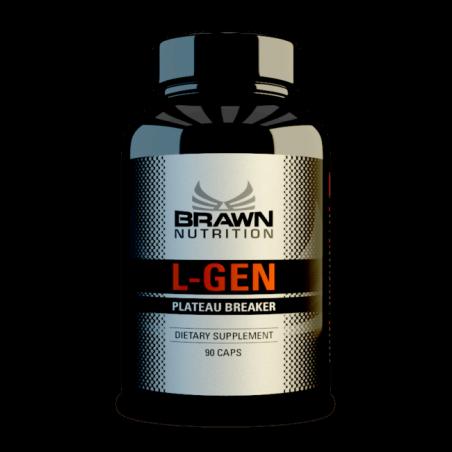 Laksogenina Brawn L-GEN 90caps