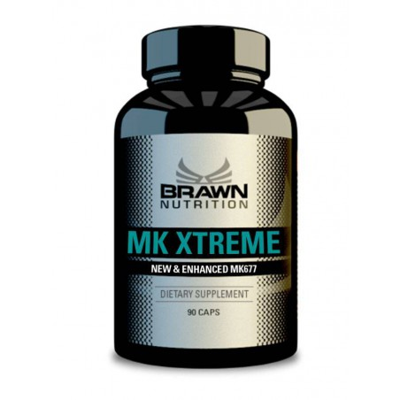 Booster Hormonu wzrostu Brawn Nutrition MK Extreme 10mg 90 caps