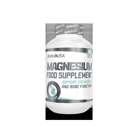 BiotechUSA Witaminy Magnesium 120tab