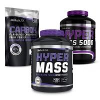 Wzrost masy mięśniowej